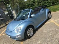Vw Beetle 2005 Blue 61k immaculate