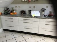 Executive kitchen for sale - Good condition, modern, table included, must sell