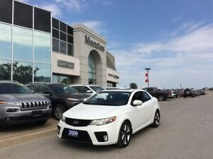 2012 Kia Forte Koup SX, Bluetooth, Sunroof, Leather, Clean Carpr