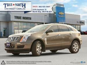 2015 Cadillac SRX Luxury AWD - SUNROOF / LEATHER INTERIOR
