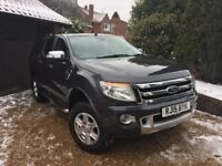 Ford Ranger Pick Up Double Cab Limited 2.2 TDCi