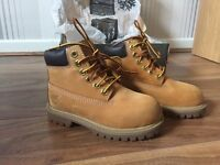 Genuine Timberland kids boots