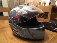 Nitro bike helmet