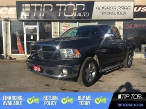 2016 Ram 1500 Big Horn ** Diesel, Navigation, Remote Start **
