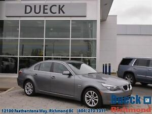 2010 BMW 5 Series 535i Xdrive  Local - AWD