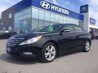 2011 Hyundai Sonata Limited Leather/Sunroof