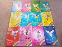 Fairy books x 12 Good for long car journeys!