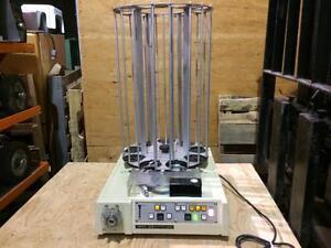 Système de remplissage de disque New Brunswick Scientific model MP-320 Pourmatic - Disc filling system for laboratory