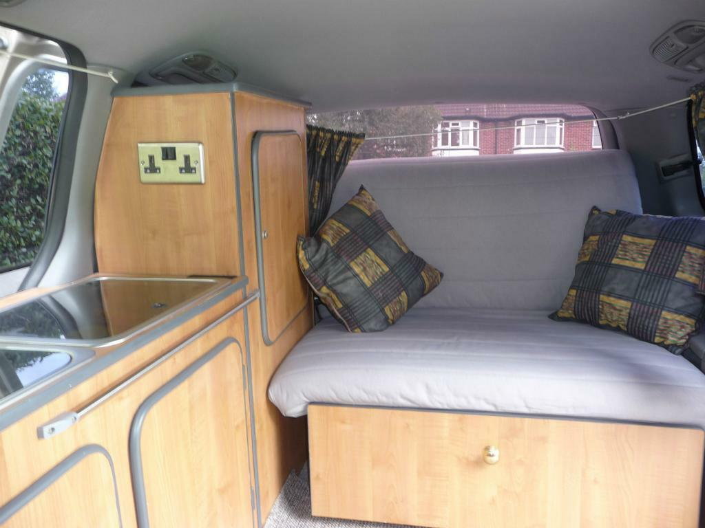Kia Sedona Camper Van In Maidenhead Berkshire Gumtree