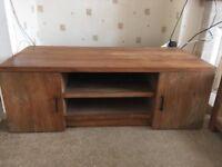 TV cabinet Lom Bok solid teak