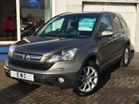 2008 58 Honda CR-V 2.2 i-CTDi EX~ONE FORMER KEEPER~HIGH SPEC~LOW PRICE!