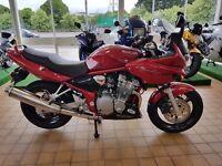Suzuki Bandit 600 GSF600S 2002 faired GSF600
