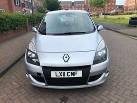 Renault Scenic 1.5 Dci AUTOMATIC great drive hpi clear