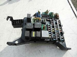 ford mondeo mk3 2 0 tdci fuse box relay plate 1s7t 14a073. Black Bedroom Furniture Sets. Home Design Ideas
