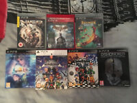 7 PlayStation 3 PS3 Games for Sale