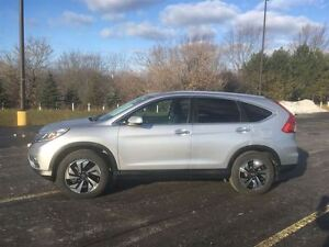 2015 Honda CR-V Touring AWD/NAVI/SUNROOF/POWER LIFTGATE