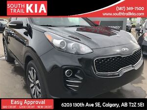2017 Kia Sportage EX TECH PACKAGE