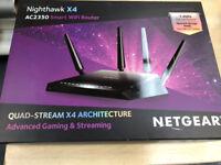 NETGEAR R7500v2 Nighthawk X4 Dual-Band AC2350 - BOXED