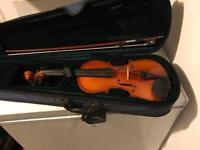 Knight 3/4 violin and case