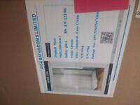 Showers screen with pivot door 900x2000
