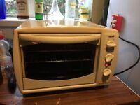 Bifinett KH - 1138 portable / Table Top / mini fan oven and grill