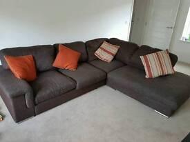 Harveys large corner sofa for sale