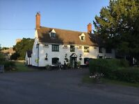 Full or part time Front of House position available at award winning country pub.