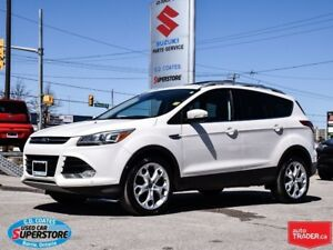 2013 Ford Escape Titanium AWD ~Backup Cam ~Panoramic Moonroof