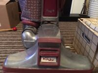 Kirby Legend II Vacuum Cleaner powerful motor - With Carpet Cleaner tools and pile renovator