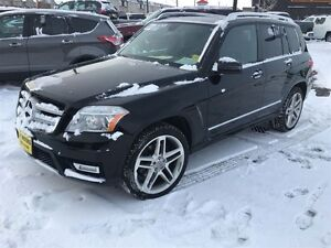 2012 Mercedes-Benz GLK-Class 350, Automatic, Leather, Panoramic