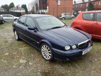 2005 (55 reg), Jaguar X-Type 2.0 D Classic 4dr Saloon, *****£595 SPARES OR REPAIRS*****