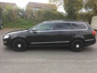VW PASSAT ESTATE TDI 06 REG CAMBELT,CLUTCH,TURBO ALL DONE