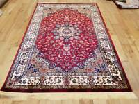 NEW Traditional Red Persian Rug!