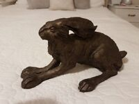 Hazel Hare Figure by Frith Hares