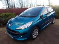 Peugeot 207 1.4 S 68000 fsh totally superb order .
