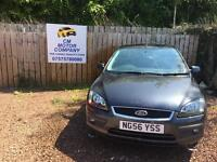 2007 FORD FOCUS ZETEC CLIMATE 1.6 IMMACULATE CONDITION! 1 YEAR MOT!