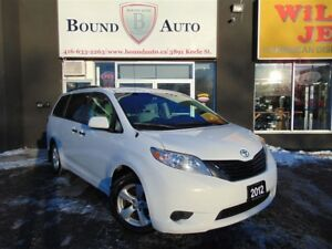 2012 Toyota Sienna SE-7 PASS|C-CONTROL|D-C-CONTROL|POWER GROUP|A
