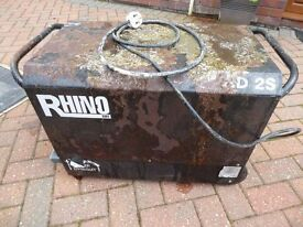 Industrial heavy duty Dehumidifier - Rhino 25 - Rusty but in perfect working order