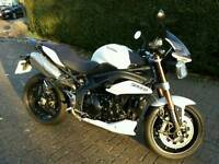 Triumph Speedtriple 1050