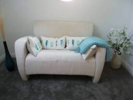 New two seater sofa/couch
