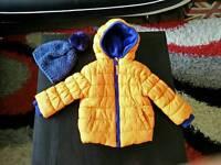 Baby boy jacket 9-12