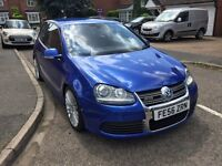 2006 Volkswagen Golf R32 Deep Blue Pearl 4Motion S/A Paddle Shift DSG