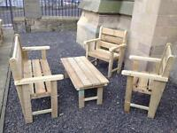Garden furniture full set