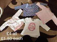 Baby girls clothes newborn