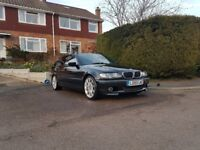 BMW 320D MSPORT TOURING (E46) AUTOMATIC