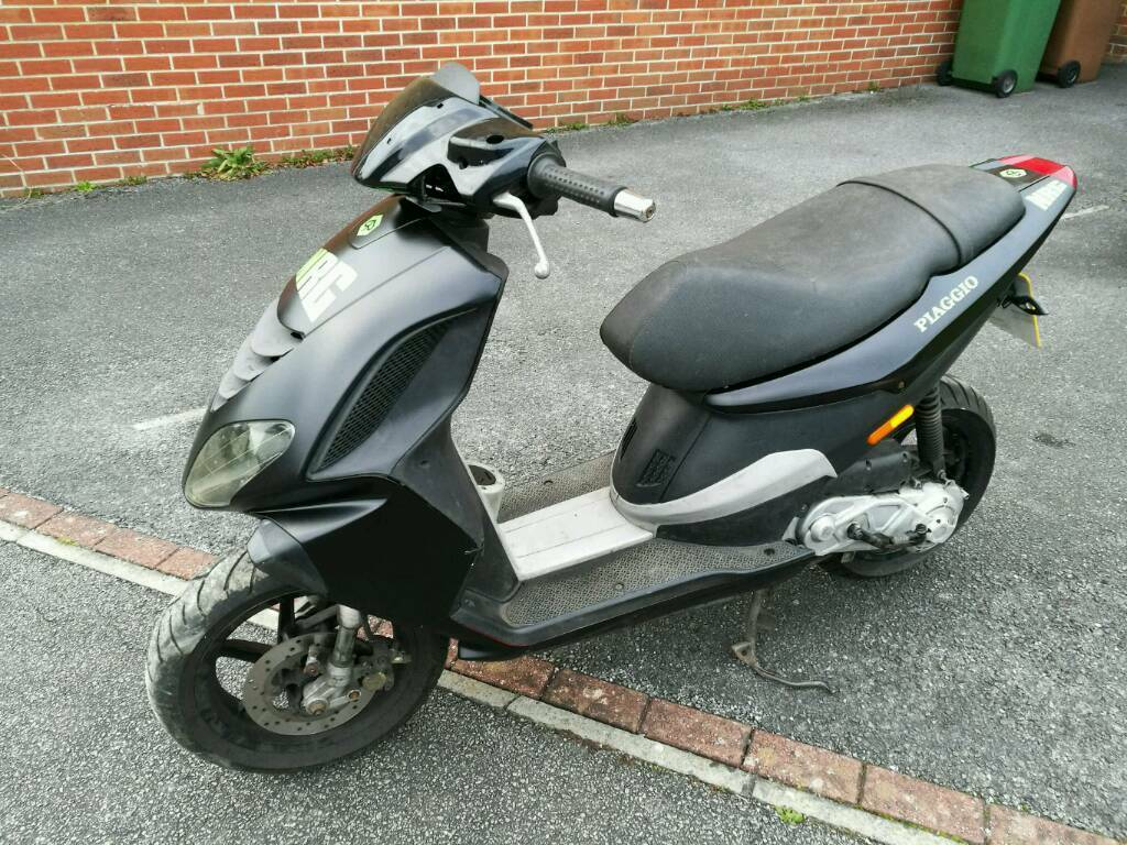 piaggio nrg power 2007 50cc in plymouth devon gumtree. Black Bedroom Furniture Sets. Home Design Ideas