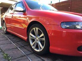 Seat Leon FR 1.8T stage2 235bhp