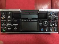 Sony HVR M25E Portable professional HDV Recorder PAL und NTSC