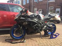 gsxr 750 k8 with extras