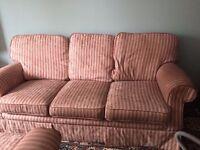 three sitter sofa.